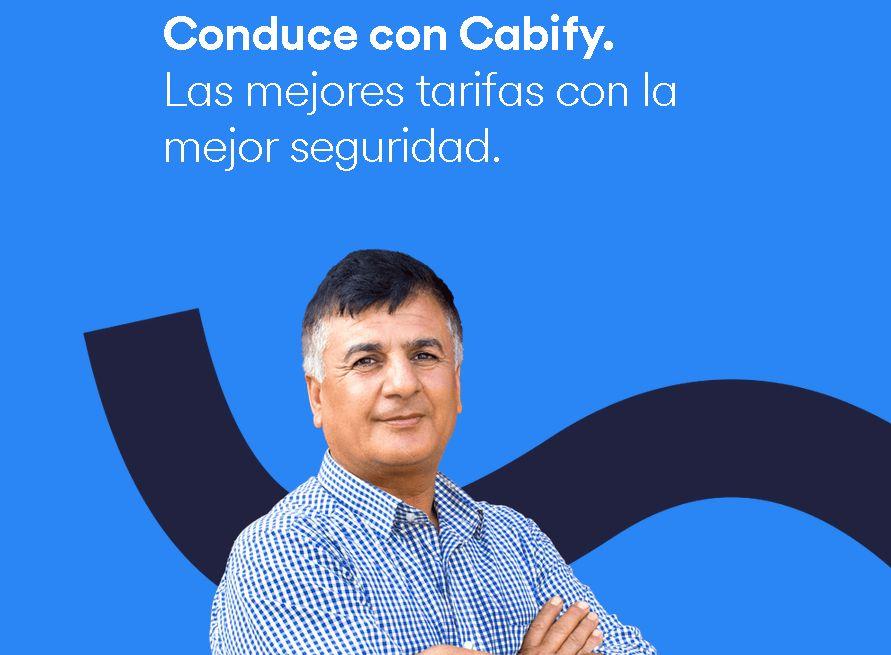 cabify driver